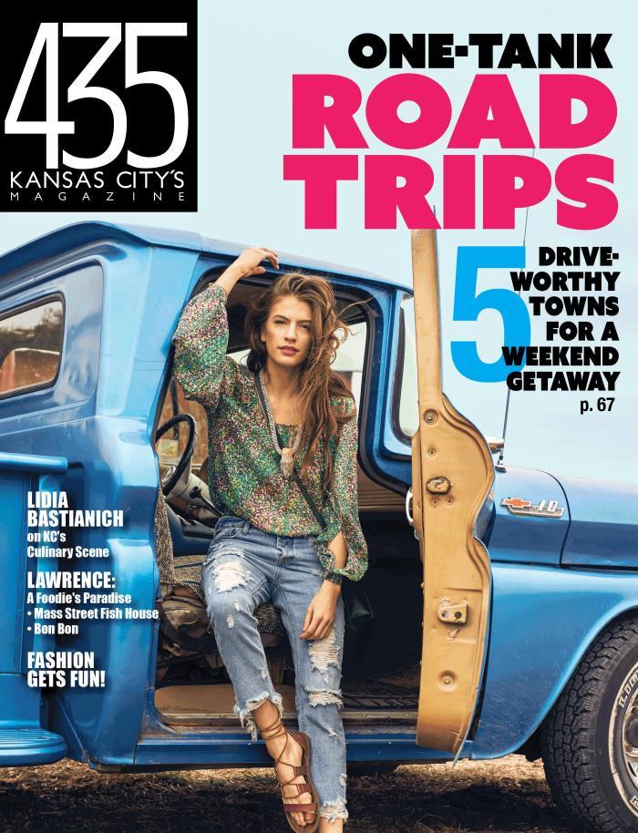 435 Magazine Cover